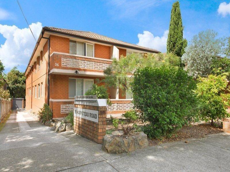 7/36 Hampstead Road, Homebush West, NSW 2140