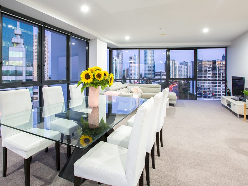 1006/4 Wahroonga Place, Surfers Paradise, Qld 4217