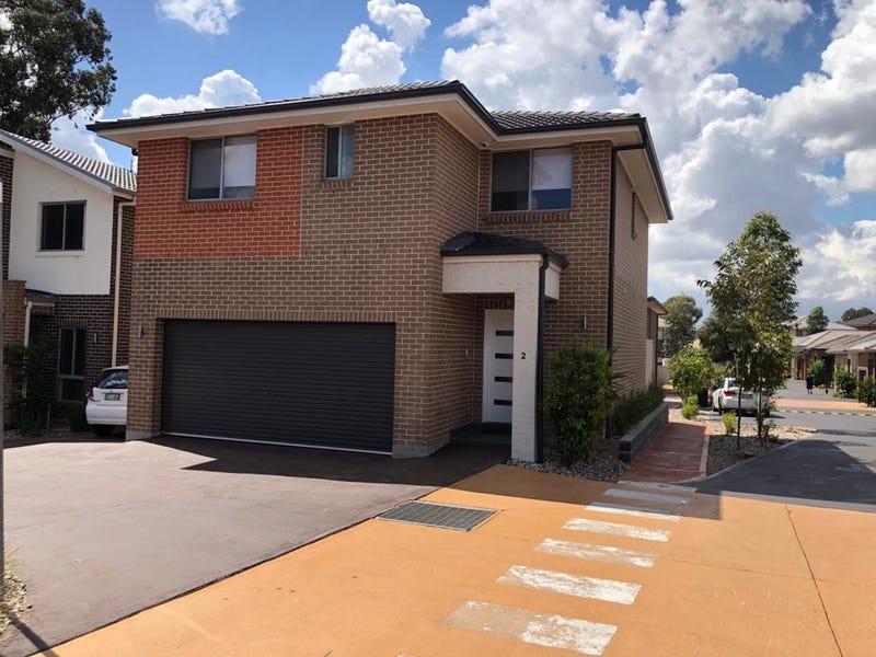2 Sharada Glade, Woodcroft, NSW 2767