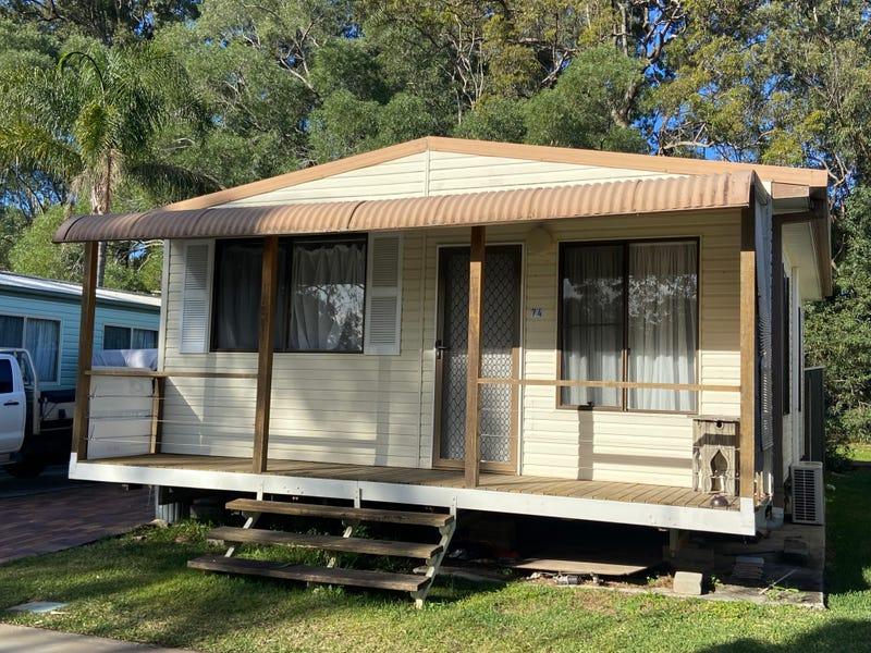 L74 Bimbimbi Caravan Iluka Road, Woombah, NSW 2469