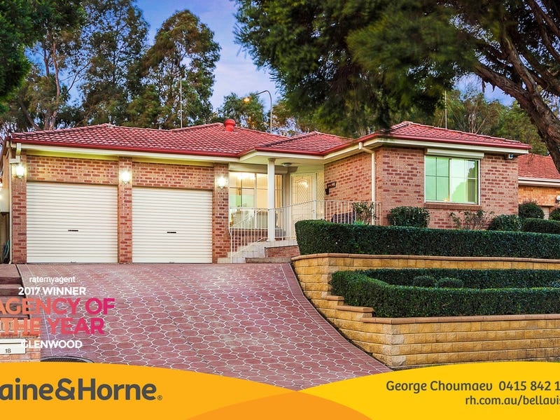 18 Emmanuel Terrace, Glenwood, NSW 2768