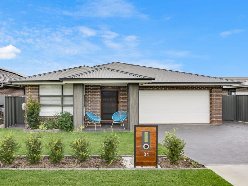 34 Austen Boulevard, Spring Farm, NSW 2570