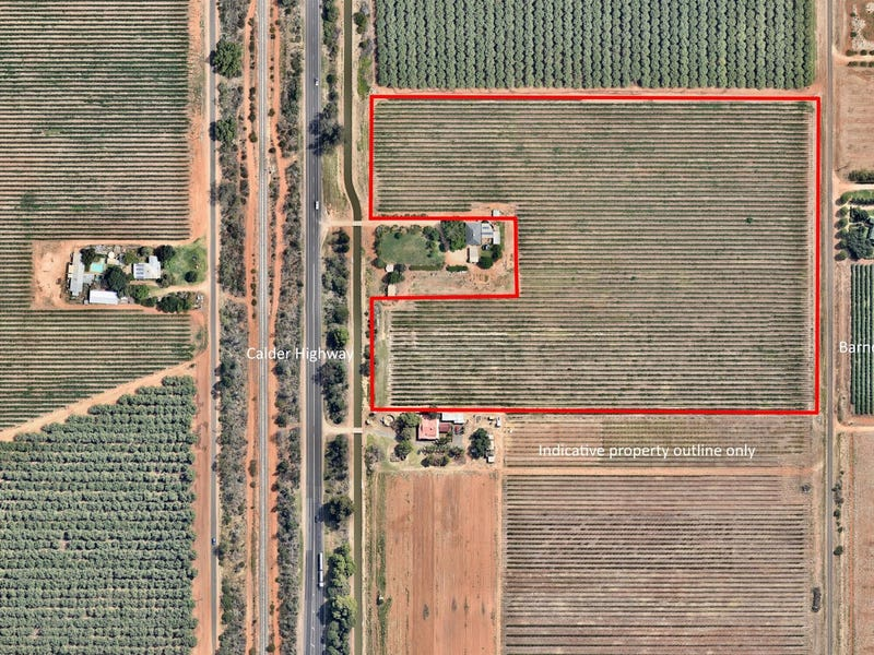 Block 210/ Calder Highway, Red Cliffs, Vic 3496