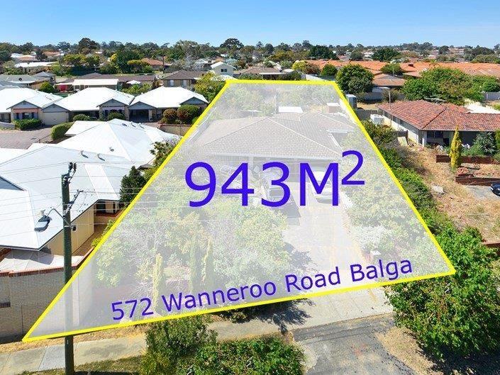 572 Wanneroo Road, Balga, WA 6061