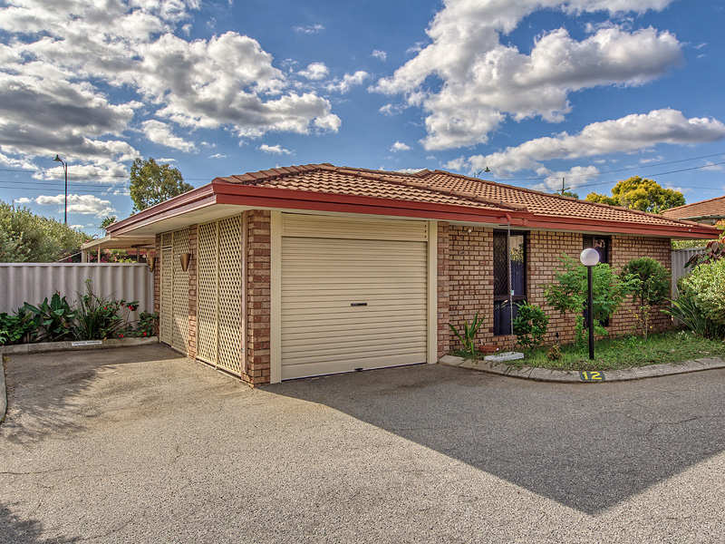 12/65 Amherst Road, Swan View, WA 6056