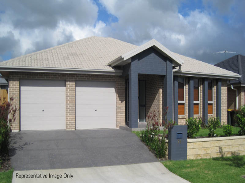 Lot 509 Paringa Drive, The Ponds, NSW 2769