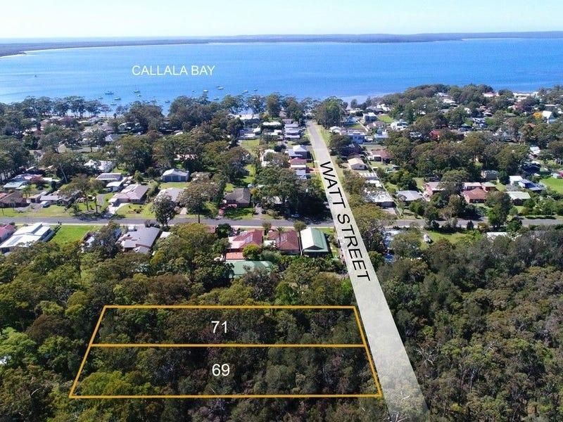69 & 71 Watt Street, Callala Bay, NSW 2540