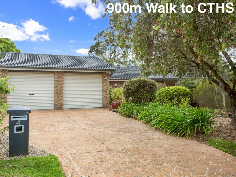 4 Camellia Court, Cherrybrook, NSW 2126
