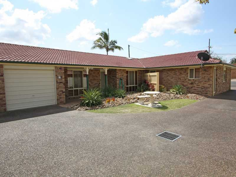 Unit 2/106 Woondooma Street, Bundaberg Central, Qld 4670