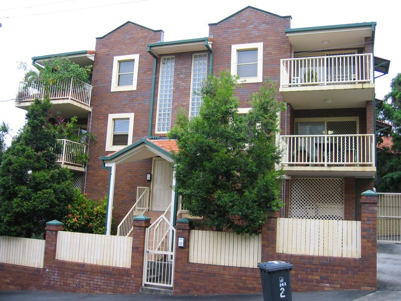 12/263 Gregory Terrace, Spring Hill, Qld 4000
