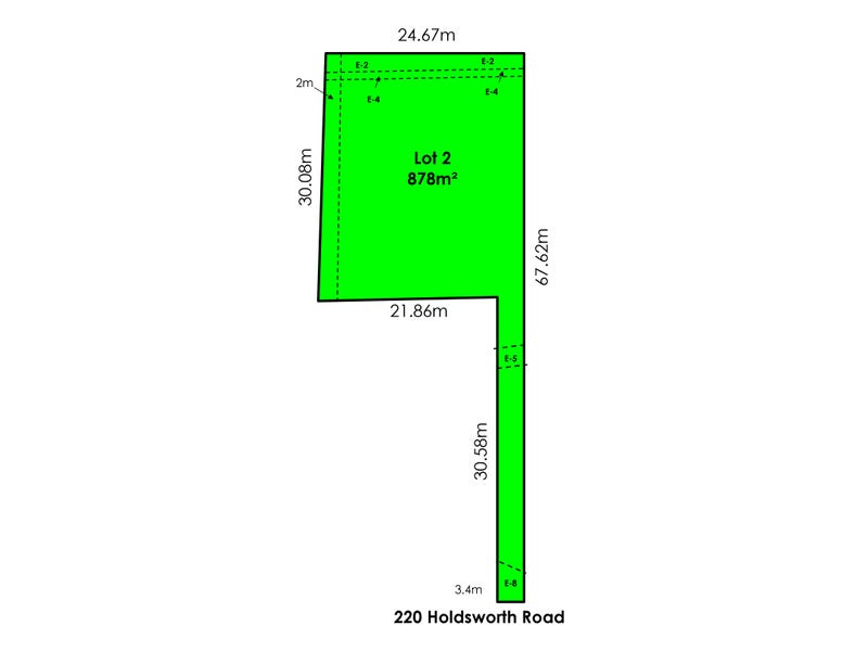 Lot 2, 220 Holdsworth Road, North Bendigo, Vic 3550