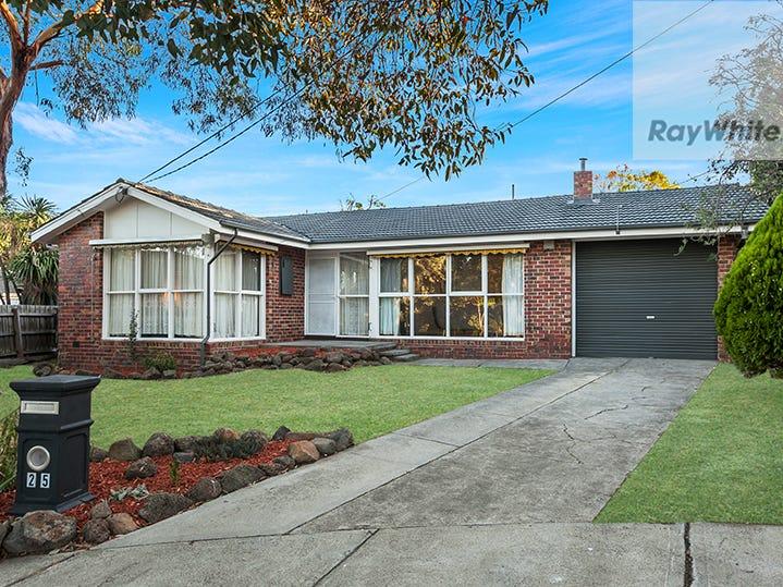 25 Botanic Court, Bundoora, Vic 3083