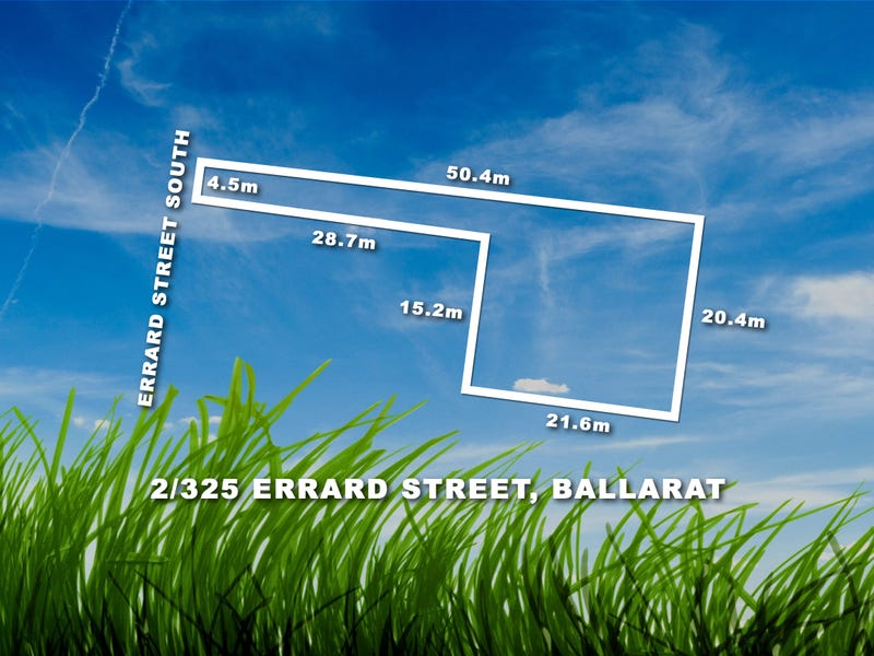 Lot 2/325 Errard Street South, Ballarat Central, Vic 3350