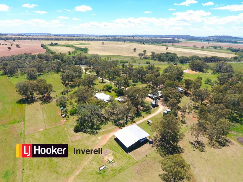 805 Mount Russell Road, Inverell, NSW 2360