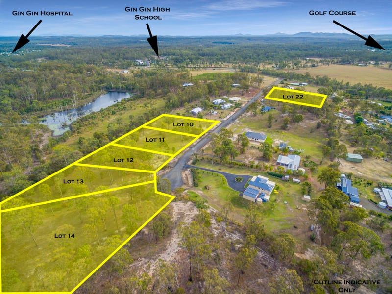 Lots 10-14, 22 Scotsman Heights Estate, McIlwraith, Qld 4671