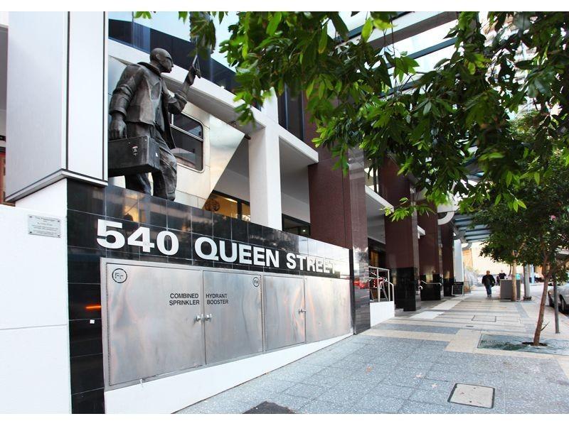 540 Queen St, Brisbane City