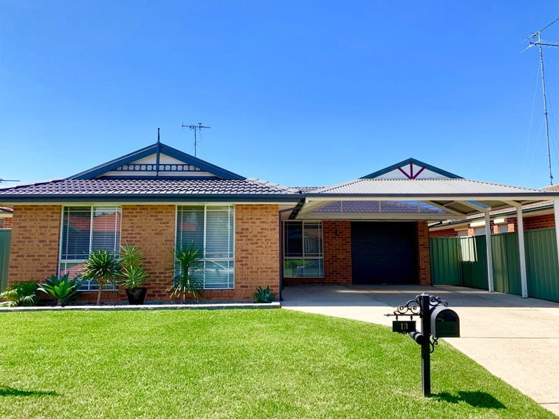 13 Mari Close, Glenmore Park, NSW 2745