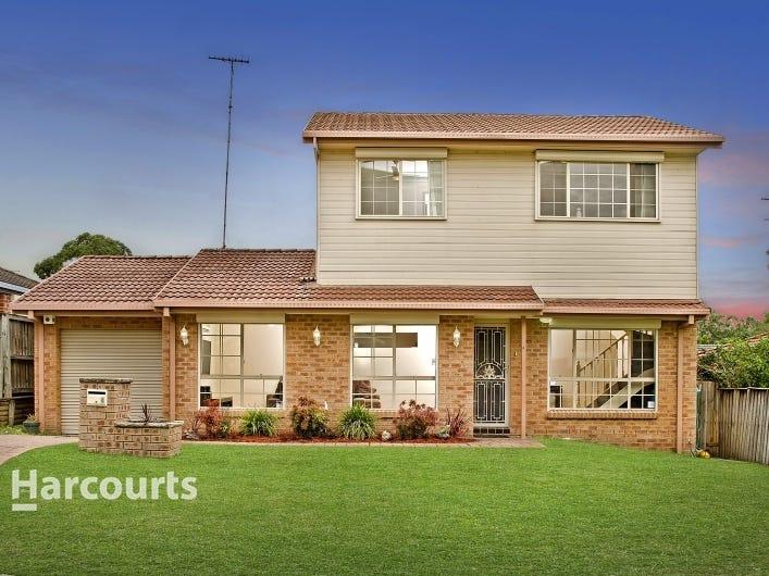 4 Joshua Way, Dean Park, NSW 2761
