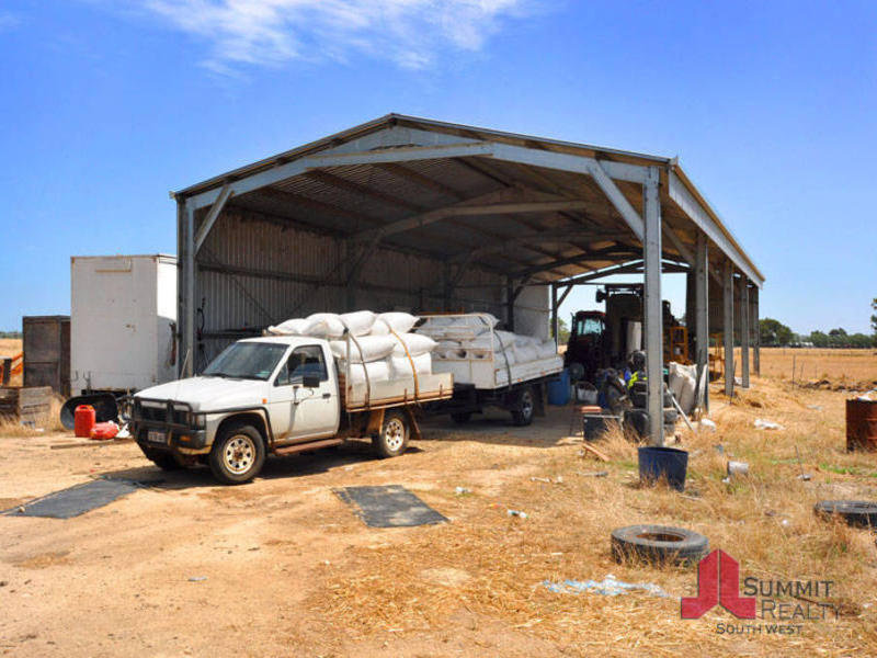 118, Lot 118, 326 Eckersley Road, Cookernup, WA 6220