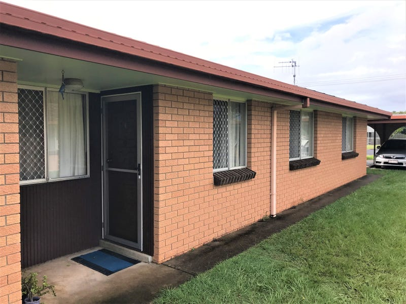 Unit 6/124 North St, Maryborough, Qld 4650
