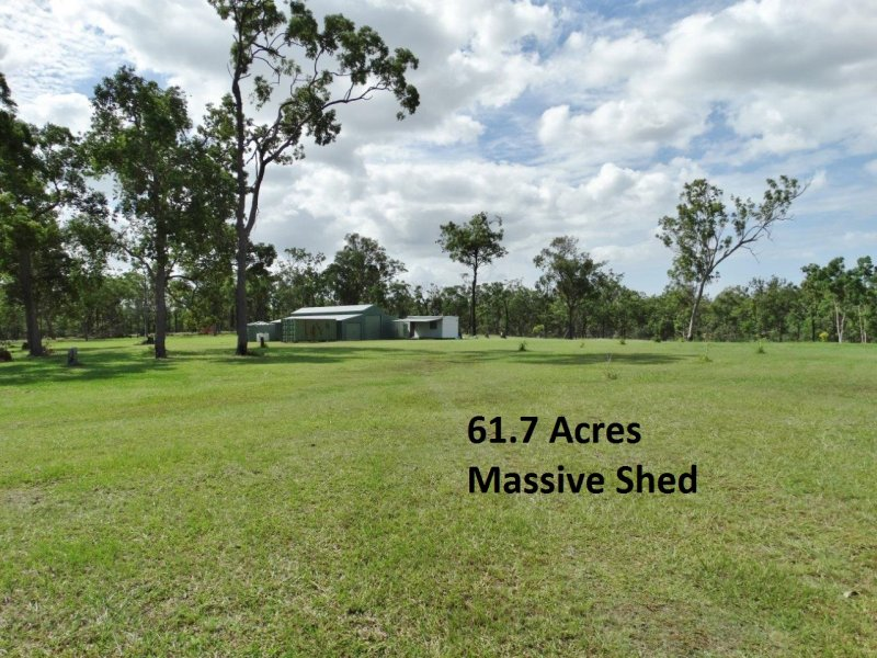 425 Mitchell Road, Mount Maria, Qld 4674