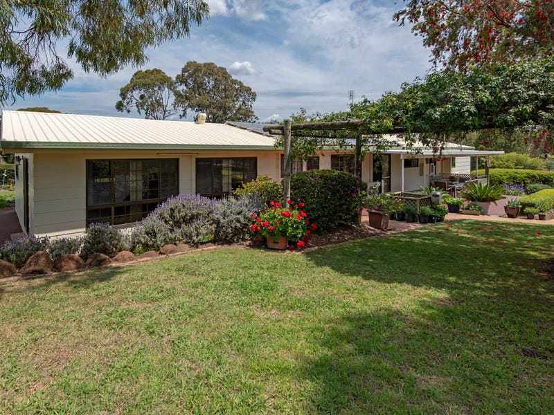 3 Old Homebush Road, Gowrie Junction, Qld 4352