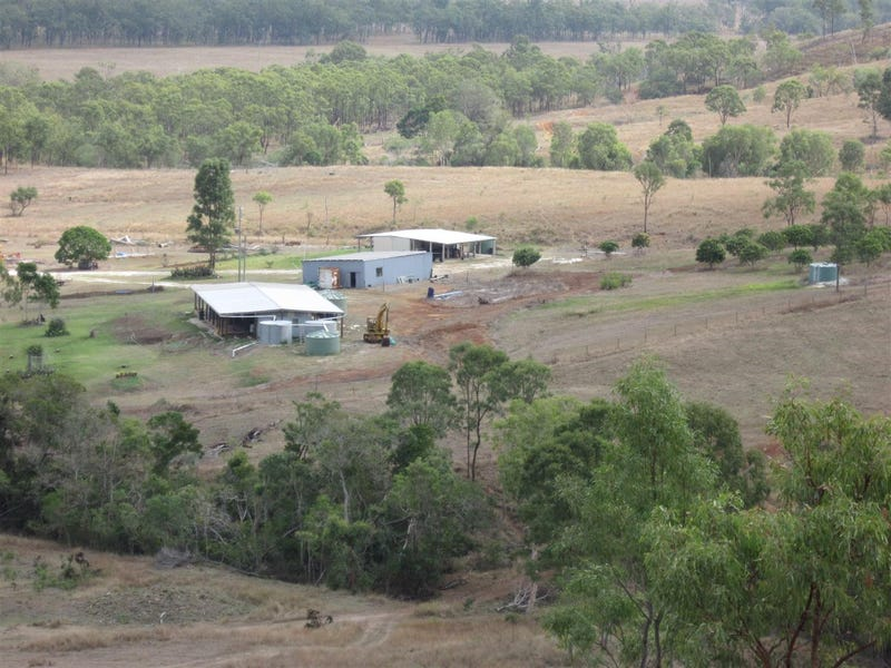 1855 South Ulam Road, Bajool, Qld 4699