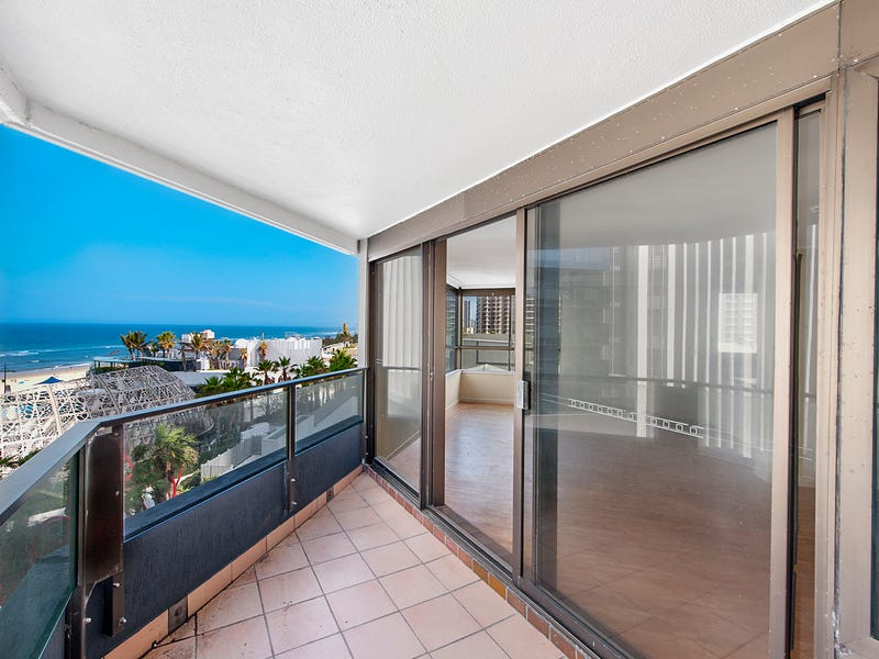 806/3 Orchid Avenue, Surfers Paradise, Qld 4217