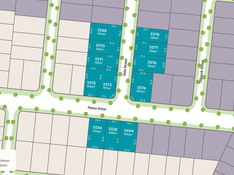 Lot 5578 Sola Street, Burdell, Qld 4818