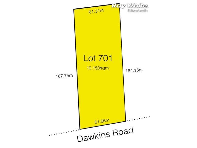 Lot 701 (17) Dawkins Road, Two Wells, SA 5501