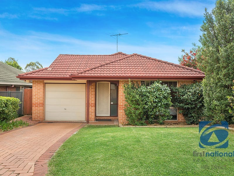 7 Cotton Grove, Stanhope Gardens, NSW 2768