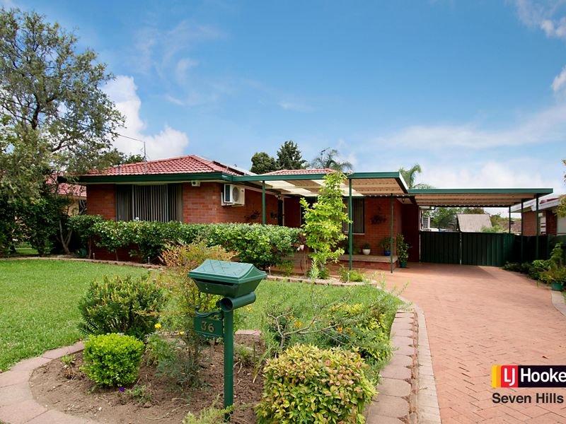 36 Rudolf Road, Seven Hills, NSW 2147