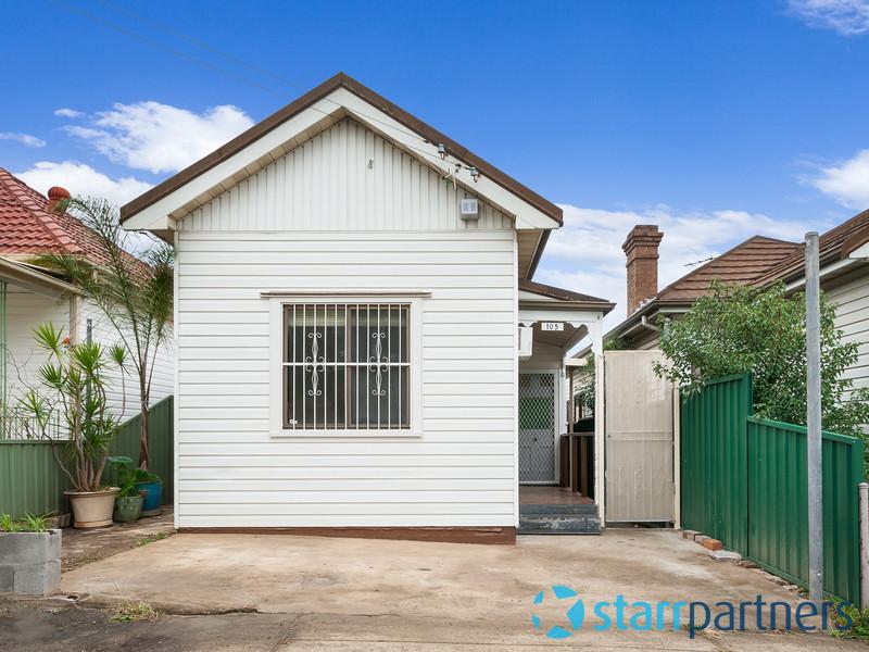 105 The Avenue, Granville, NSW 2142