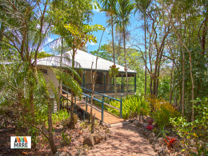 2000 Maraju-Yakapari Road, The Leap, Qld 4740