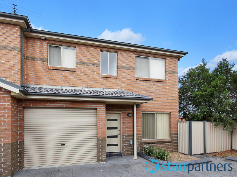 13/36-40 Jersey Road, South Wentworthville, NSW 2145