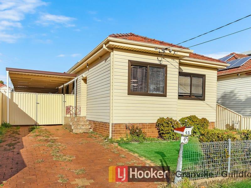 45 O'Neill Street, Granville, NSW 2142