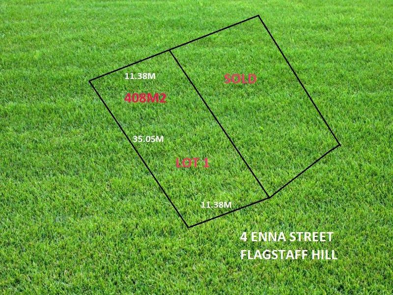 Lot 1, 4 Enna Street, Flagstaff Hill, SA 5159