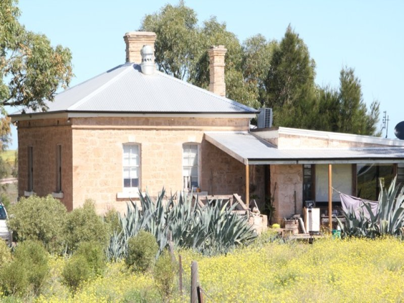 """Colton School House"" & ""Bakery"", Elliston, SA 5670"