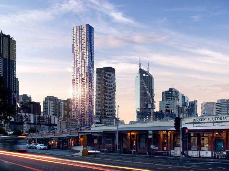 1807/450 Elizabeth Street, Melbourne, Vic 3000