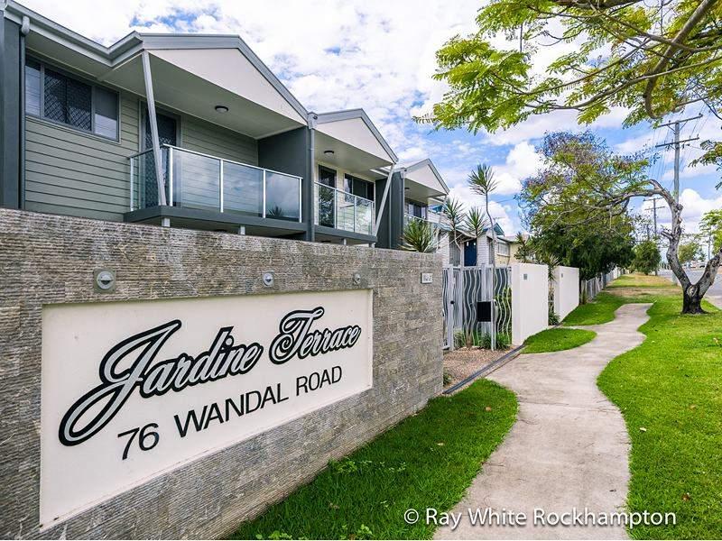 2/76 Wandal Road, Wandal, Qld 4700