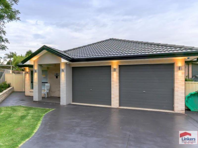 20 Fairweather Place, Eagle Vale, NSW 2558
