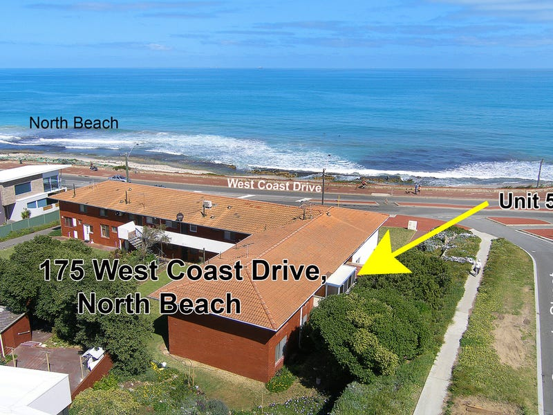 5/175 West Coast Drive, North Beach, WA 6020