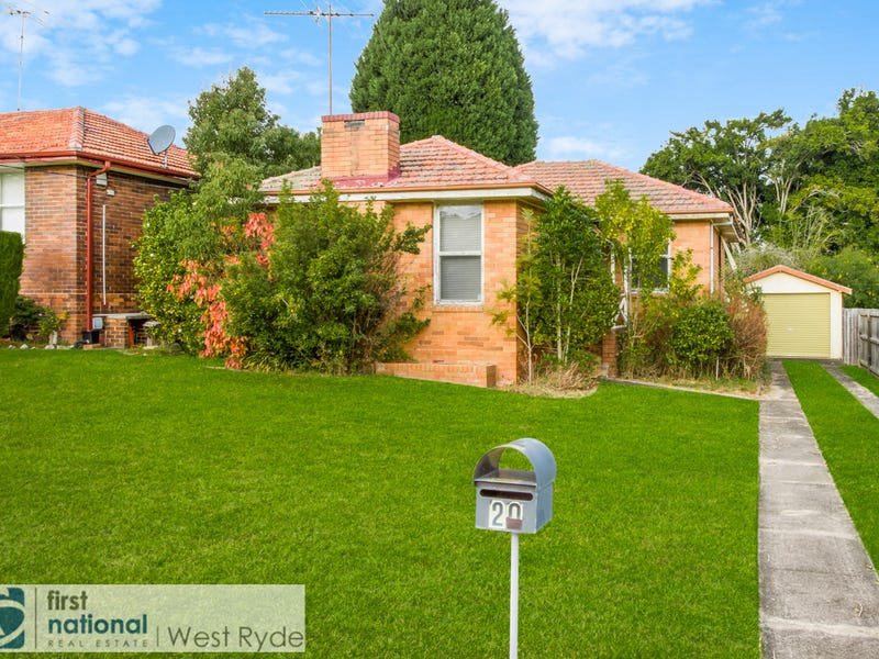 20 Huxley Street, West Ryde, NSW 2114