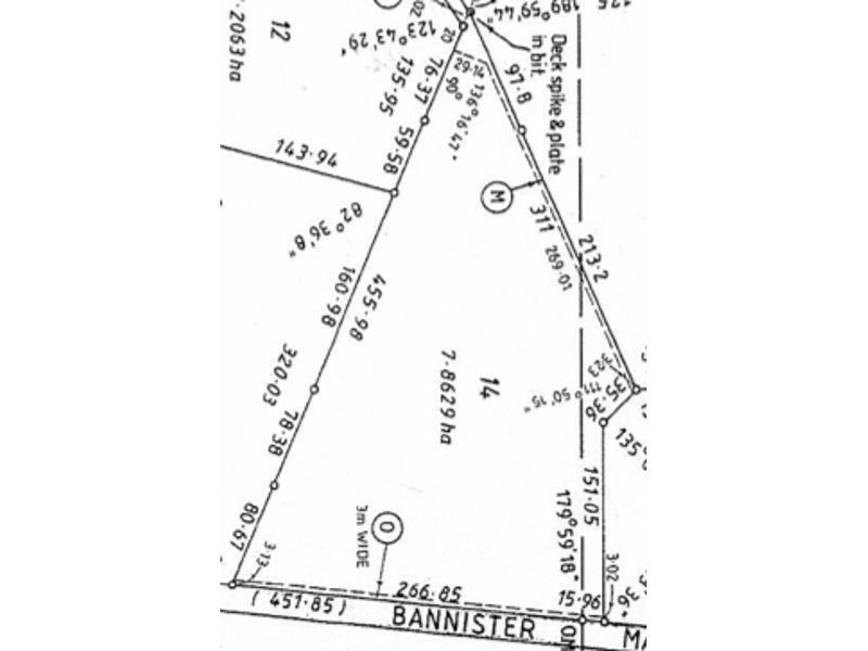 Lot 14 Bannister-Marradong Road, Bannister, WA 6390