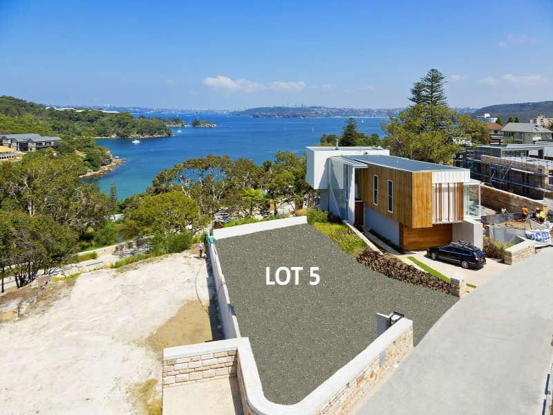 Lot 5 Spring Cove, Manly, NSW 2095