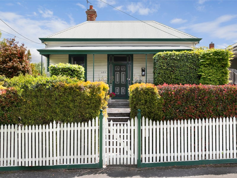 603 Lydiard Street North, Soldiers Hill, Vic 3350