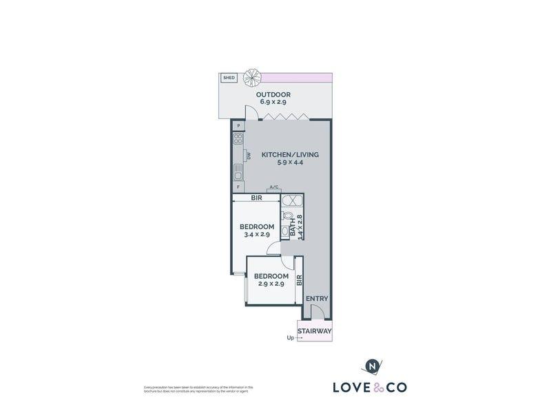 2/26 Livingstone Street, Ivanhoe, Vic 3079 - floorplan