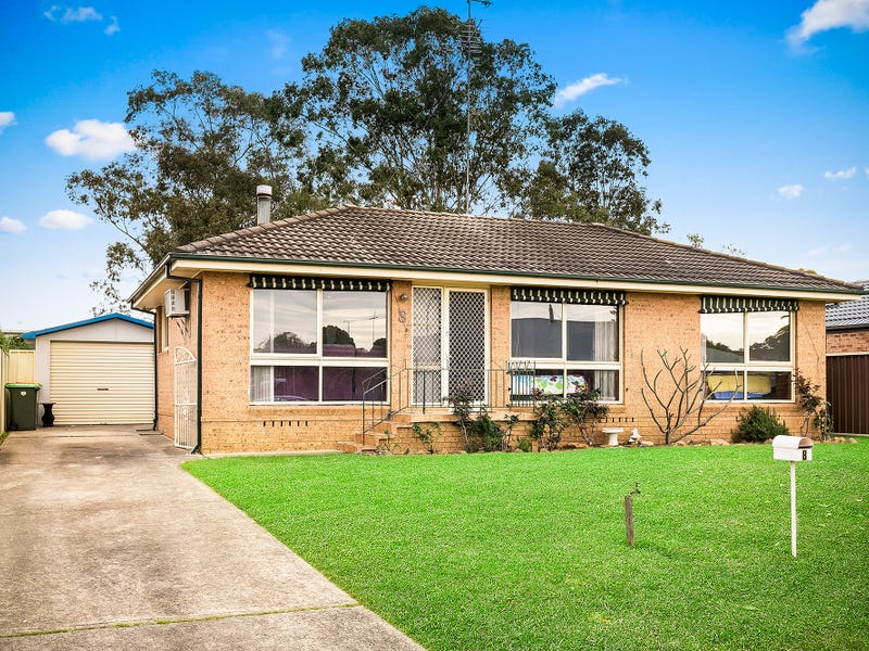 8 Harpur Crescent, South Windsor, NSW 2756