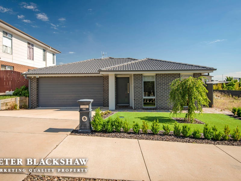 24 Peter Cullen Way, Wright, ACT 2611