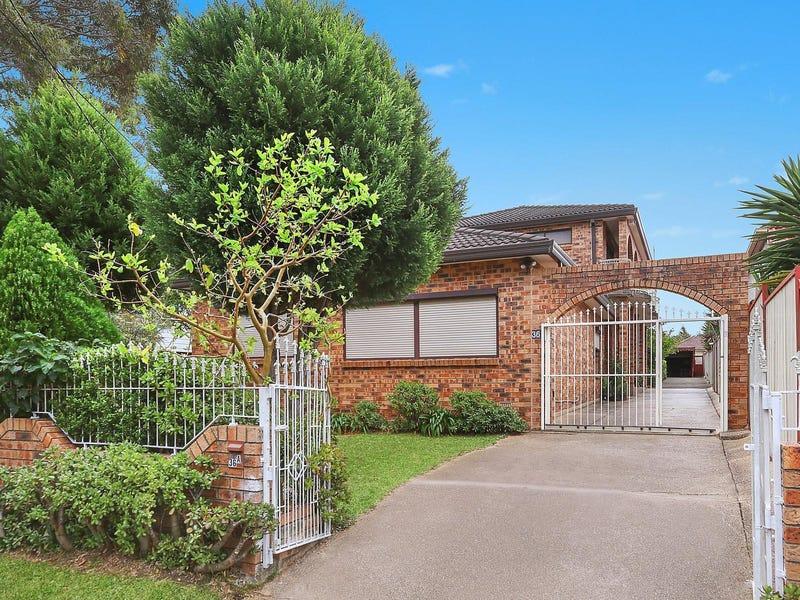 36a Praire Vale Road, Bankstown, NSW 2200